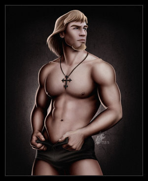 ;) Sexy sexy sexy disney princes!!!!For you girls...x)
