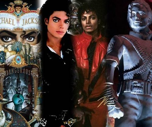 * THRILLER BAD DANGEROUS HISTORY *