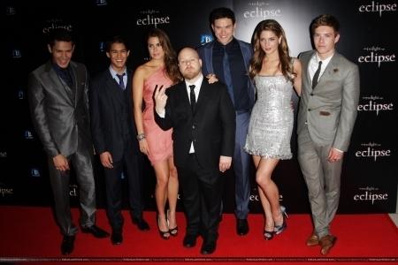 """The Twilight Saga : Eclipse"" Luân Đôn Premiere"