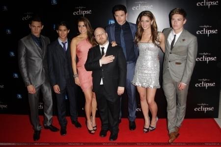 """The Twilight Saga : Eclipse"" Лондон Premiere"