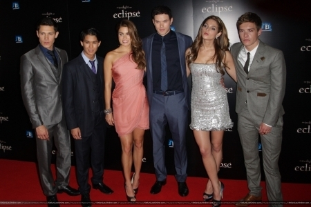 """The Twilight Saga : Eclipse"" ロンドン Premiere"