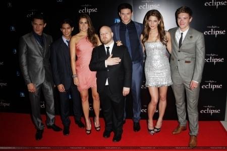 """The Twilight Saga : Eclipse"" 런던 Premiere"