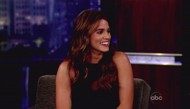 06-29 Nikki on Jimmy Kimmel Live