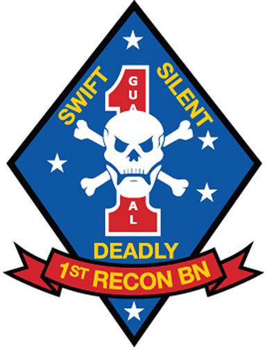 1st Reconnaissance Battalion Insignia
