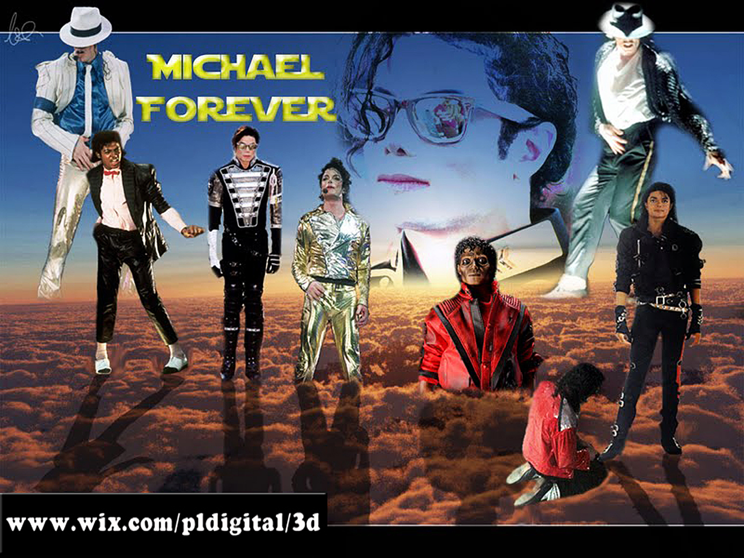 A 년 without Michael Jackson