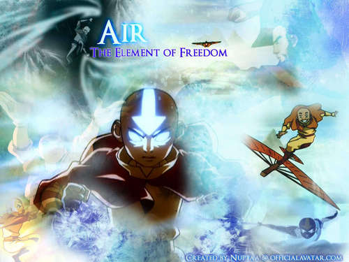 Avatar The Last Airbender Wallpaper Titled Aang