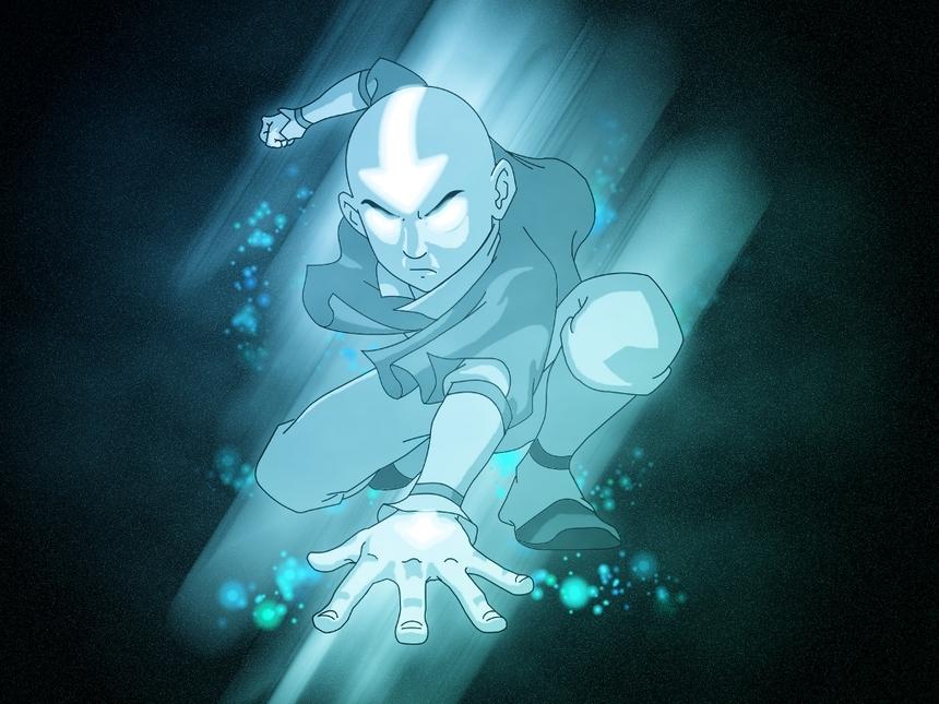 Aang - Avatar: The Last Airbender Wallpaper (13473755 ...