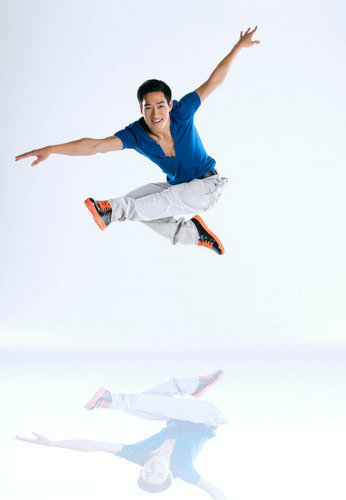 So You Think You Can Dance wallpaper titled Alex Wong