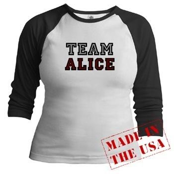 Alice рубашка at Twilight Магазин