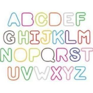 Alphabet Sillybandz