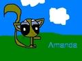 Amanda, the cat - the-rowdyruff-boys fan art