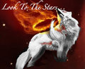 Amaterasu...Look To The Stars - okami-amaterasu fan art