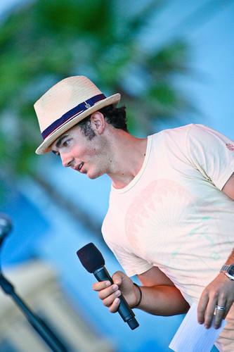 American Musik Festival in Daytona strand