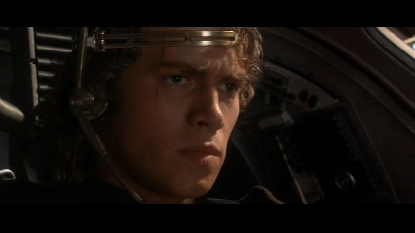 Anakin Skywalker- SW ep III: Battle Over Coruscant