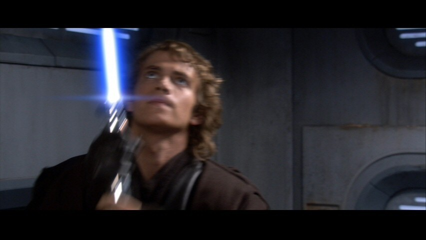 Anakin Skywalker- SW ep III: Rescuing the Chancellor ...