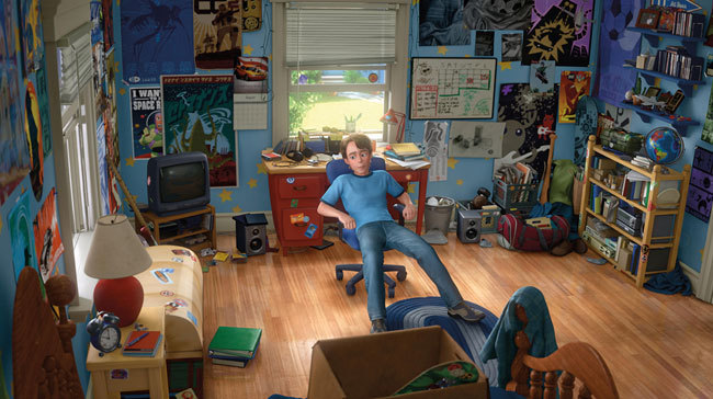 Toy Story 3 Images Andy S Room Wallpaper Photos 13477040