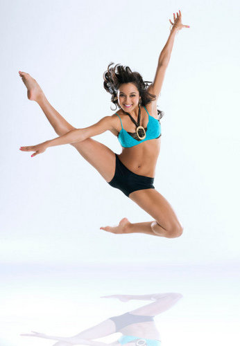 So You Think You Can Dance wolpeyper entitled Ashley Galvan