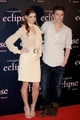 Ashley&Javier promote Eclipse in Madrid - twilight-series photo