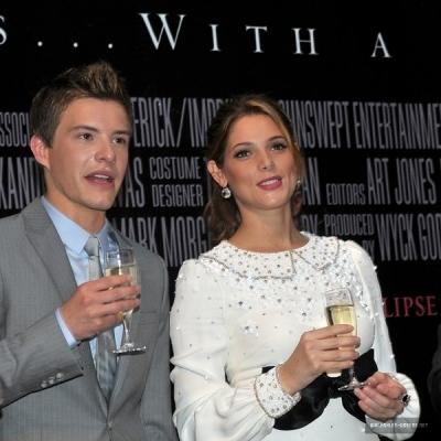 "Ashley @ ""The Twilight Saga: Eclipse"" Antwerp Premiere June 28th"
