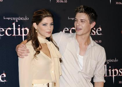 Ashley&Xavier promote Eclipse in Madrid