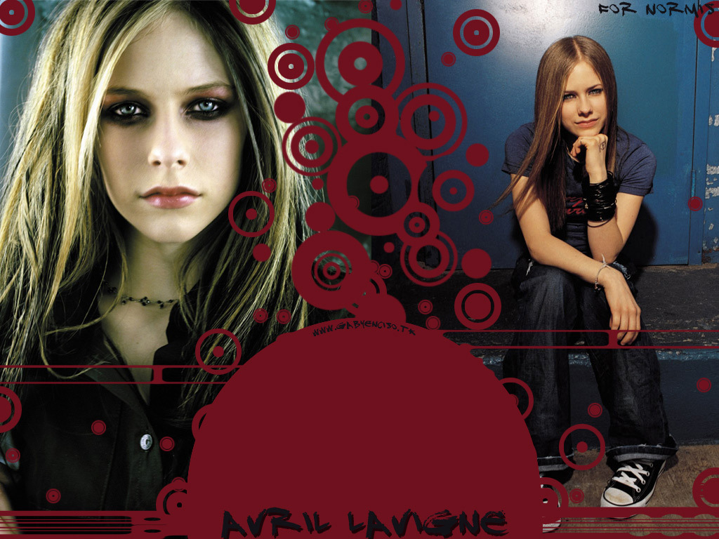 Avril Lavigne Wallpapers!