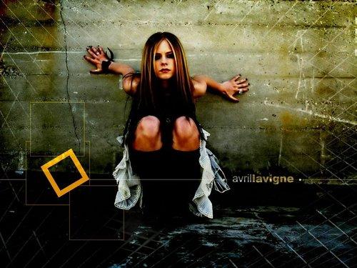Avril Lavigne Wallpapers!