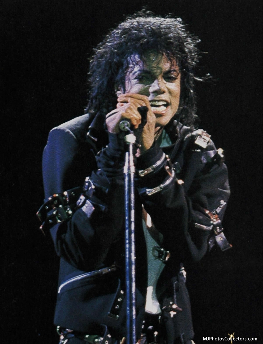 Michael jackson bad tour bad