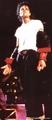 Bad Tour - Beat It - michael-jackson photo