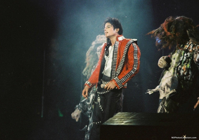 Bad Tour - Thriller