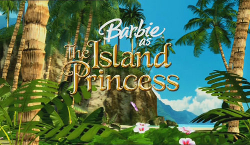 Барби as the island princess