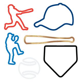 Baseball Sillybandz