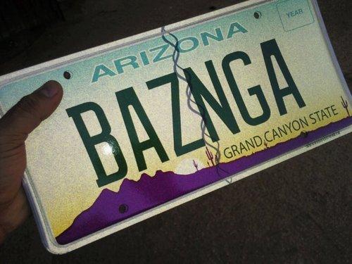 Bazinga?