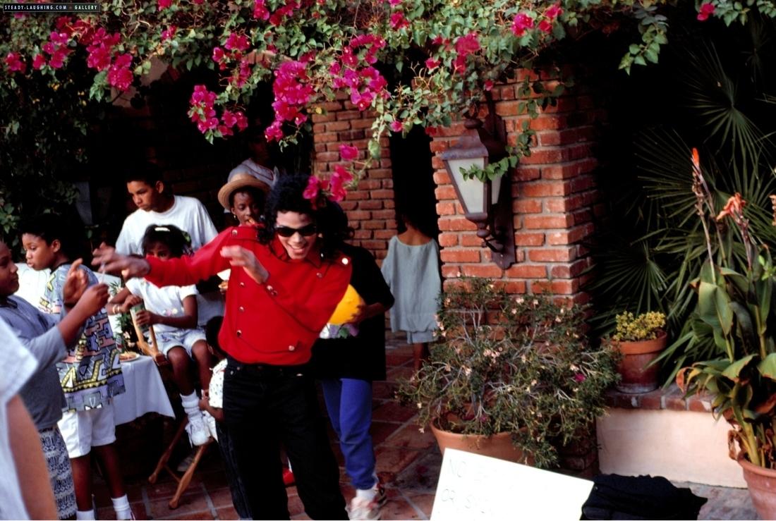 Beautiful Michael *random*