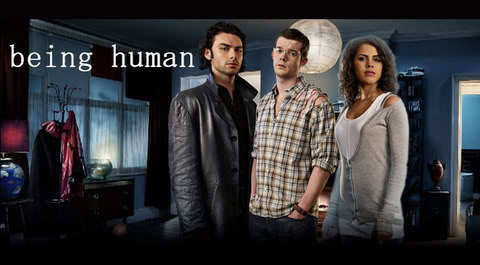 Being Human Cast Pic