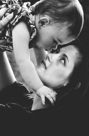 Bella and Baby Renesmee