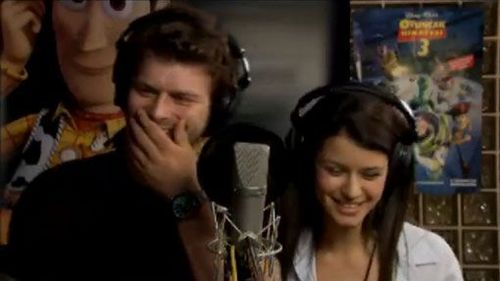 Beren and Kivanc - Toy Story 3