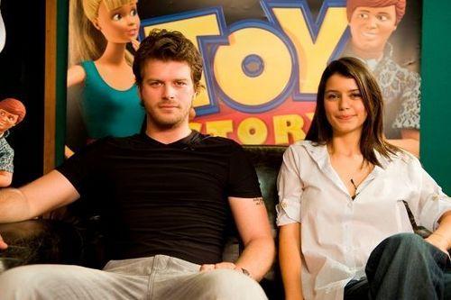 Beren and Kivanc - Toy Story 3