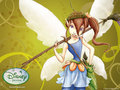 Bess - disney-fairies wallpaper