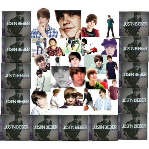 justin bieber collage wallpaper. Bieber Collage