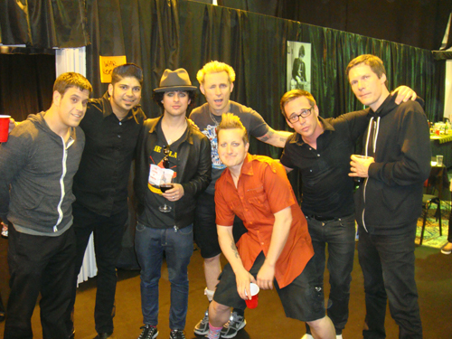 Billy Talent&Green Day