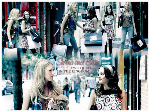 Blair Waldorf wallpaper titled Blair <3