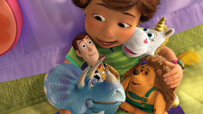 Toy Story 3 Images Bonnie Plays With Her Toys Wallpaper And