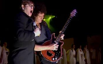 Brian&Elton John