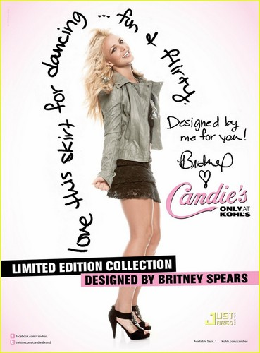 Britney Spears - Candies Photoshoot