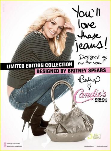 Britney Spears - Candies Photoshoot