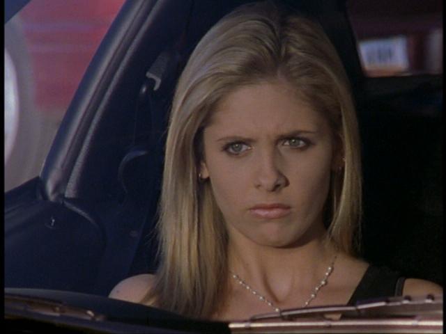Buffy screencaps