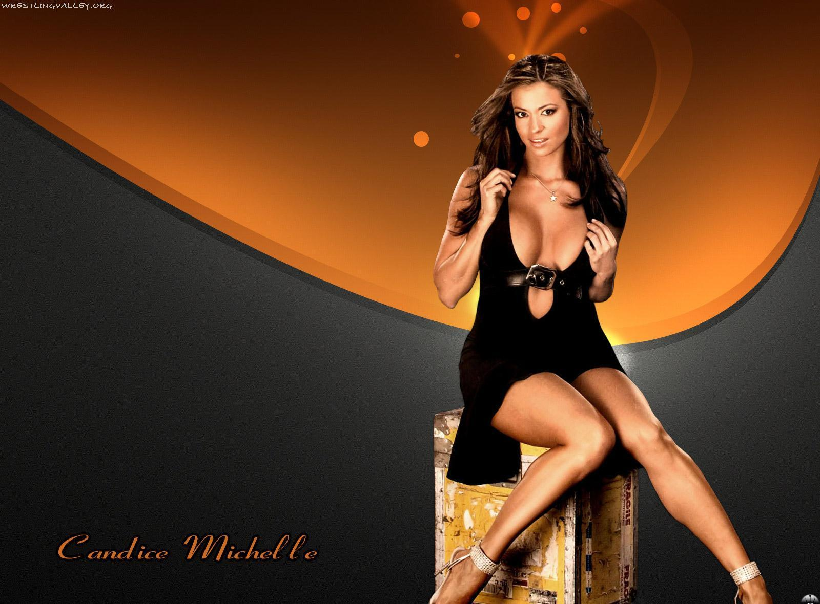 Candice Michelle - WWE Divas