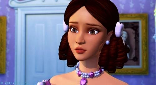 Catherine- Eden's childhood friend