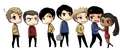 Chibi Trek - star-trek-2009 fan art