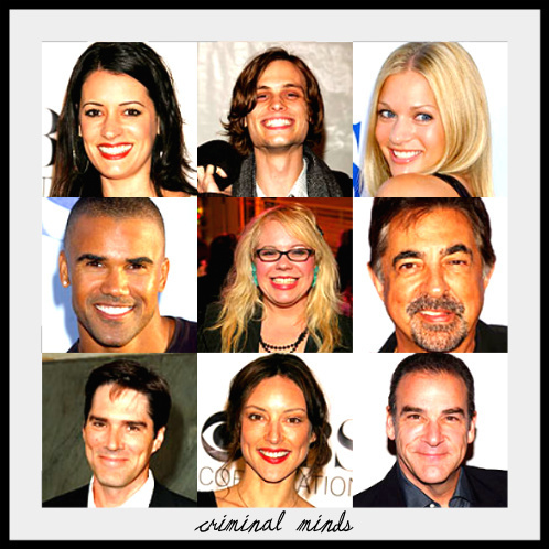 Criminal Minds, A Family